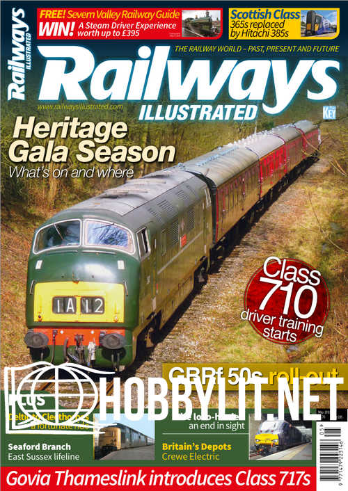 Railways Illustrated - May 2019