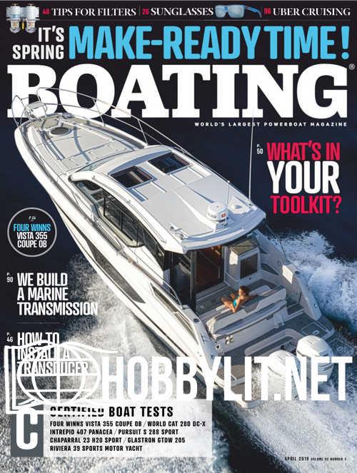 Boating - April 2019