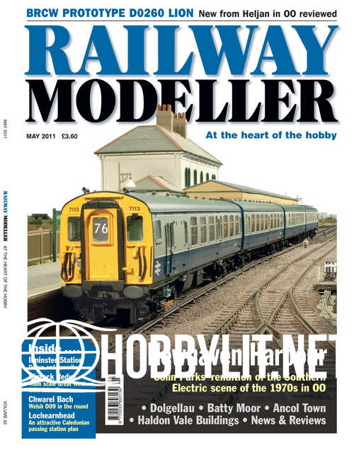Railway Modeller - May 2011