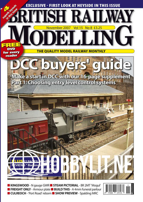 British Railway Modelling - November 2007
