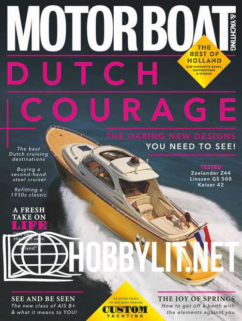 Motor Boat & Yachting - May 2019