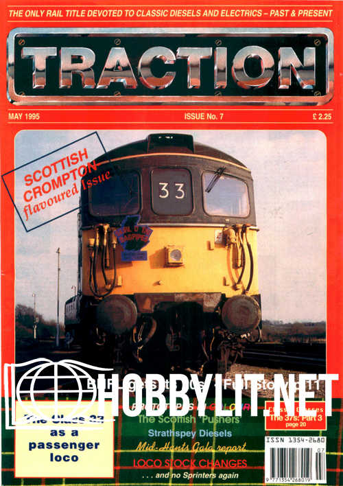 Traction Issue 007 - May 1995