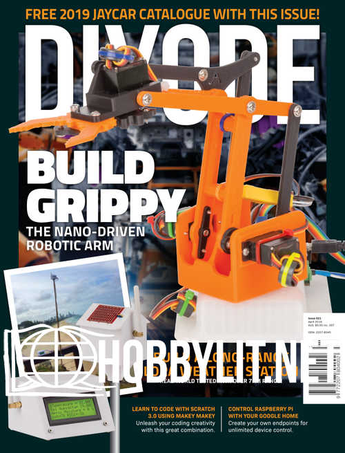 DIYODE Issue 21 - April 2019