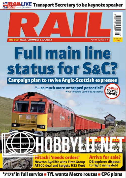 RAIL 10 April 2019