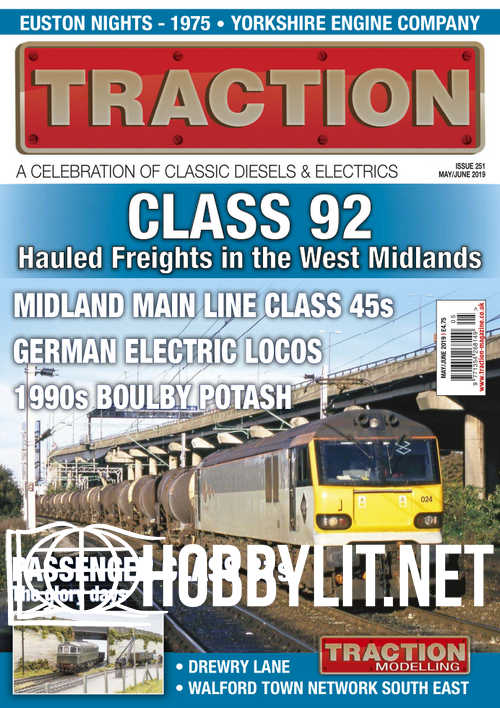 Traction Issue 251 - May-June 2019