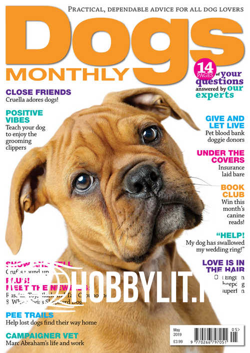 Dogs Monthly - May 2019