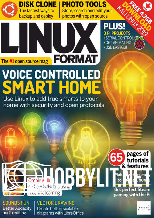 Linux Format - May 2019