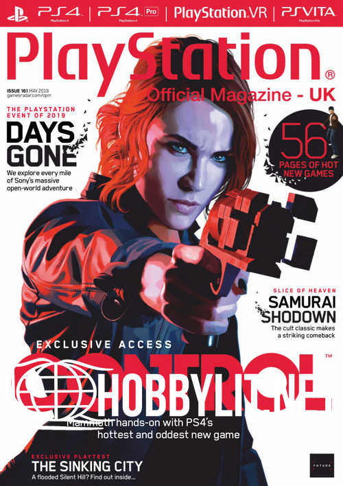 PlayStation Official Magazine - May 2019