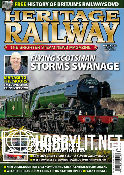 Heritage Railway Issue 253 - April 12, 2019