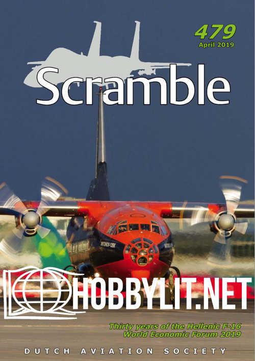 Scramble - April 2019