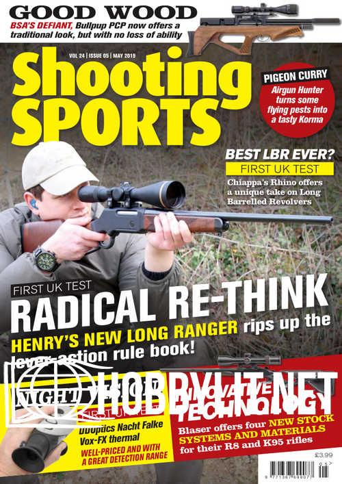 Shooting Sports - May 2019
