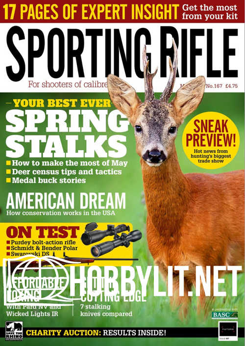 Sporting Rifle - May 2019