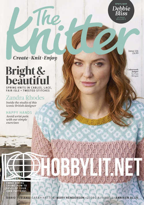 The Knitter Issue 136