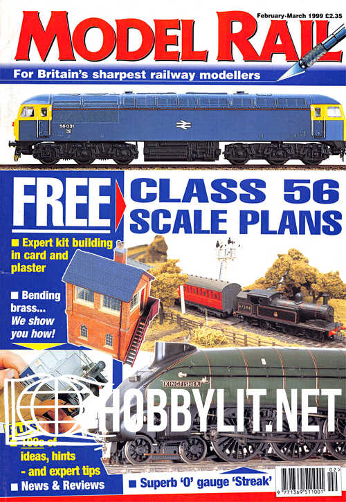 Model Rail Issue 006 - February-March 1999