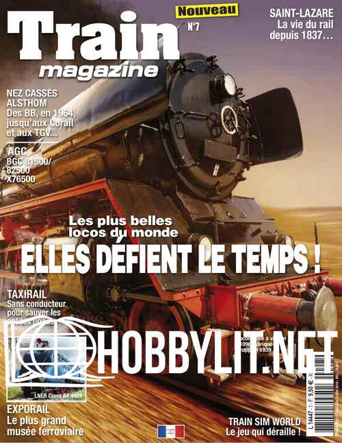 Train Magazine – Avril 2019