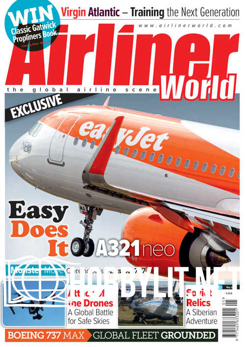 Airliner World - May 2019