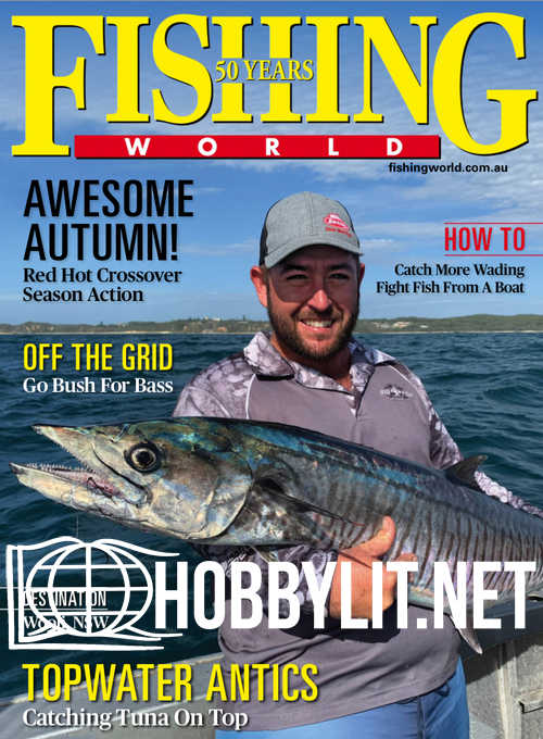 Fishing World - May 2019