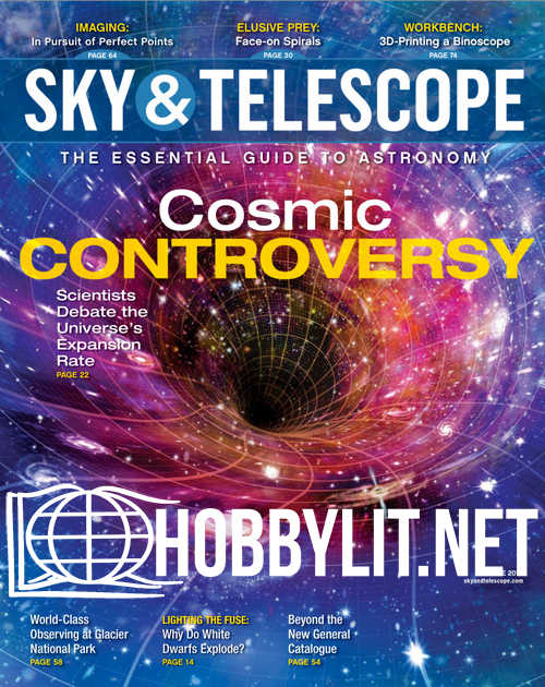 Sky & Telescope – June 2019