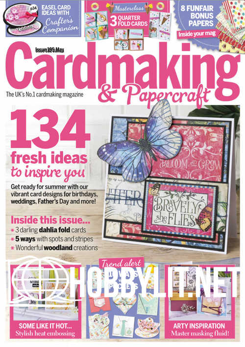Cardmaking Papercraft Issue 195 May 2019 Download Digital