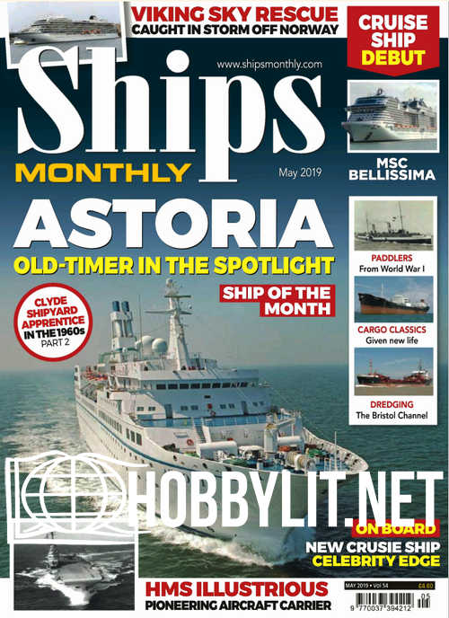 Ships Monthly - May 2019