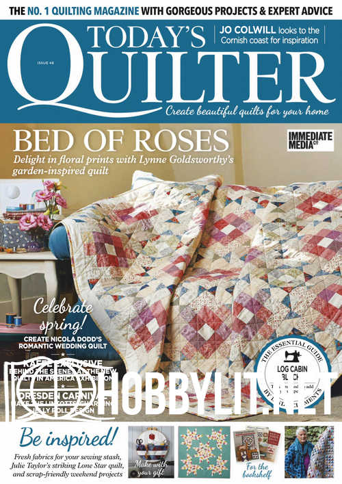 Today's Quilter Issue 48