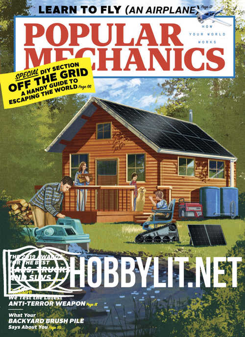 Popular Mechanics- May 2019