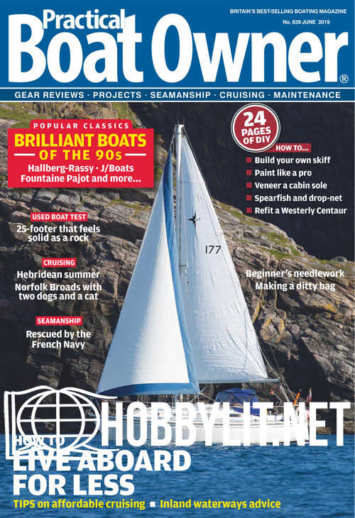 Practical Boat Owner - June 2019