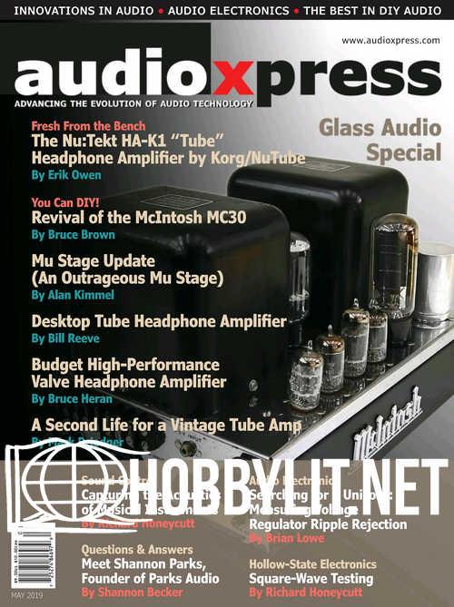 audioXpress - May 2019