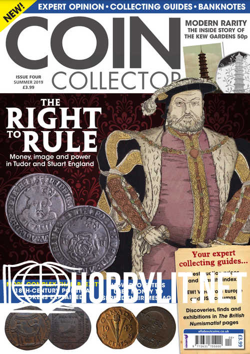 Coin Collector Issue 04 - Summer 2019