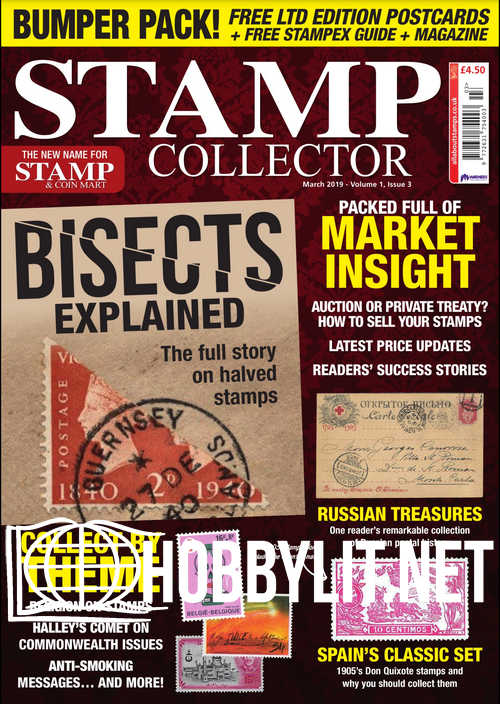 Stamp Collector - March 2019