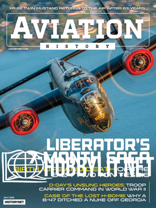 Aviation History - July 2019