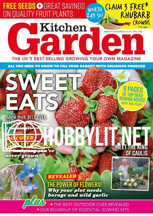Kitchen Garden - April 2020