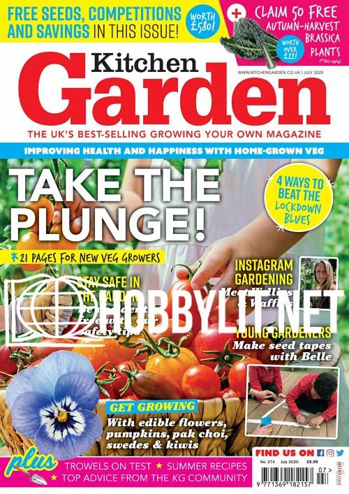 Kitchen Garden - July 2020