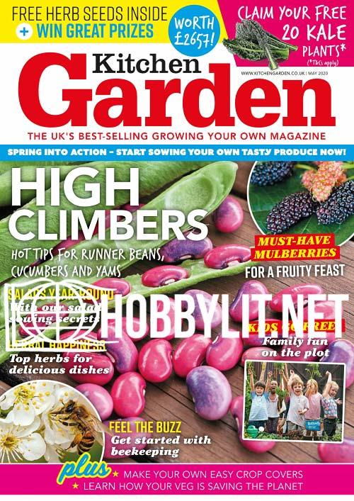 Kitchen Garden - May 2020