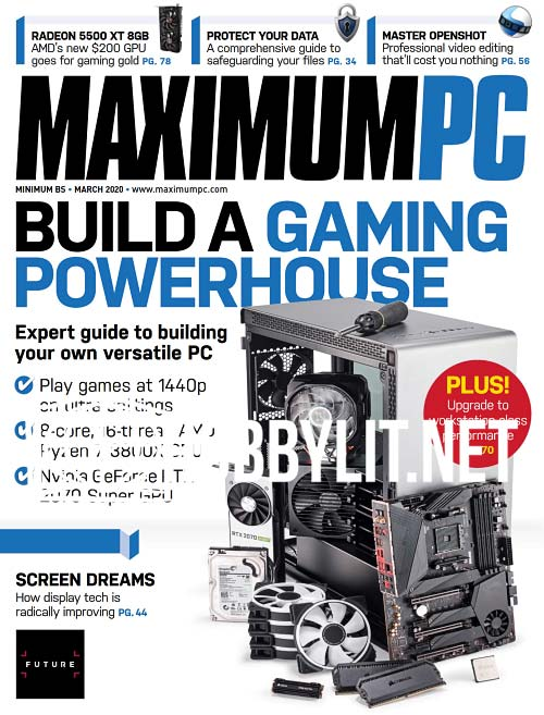 Maximum PC - March 2020