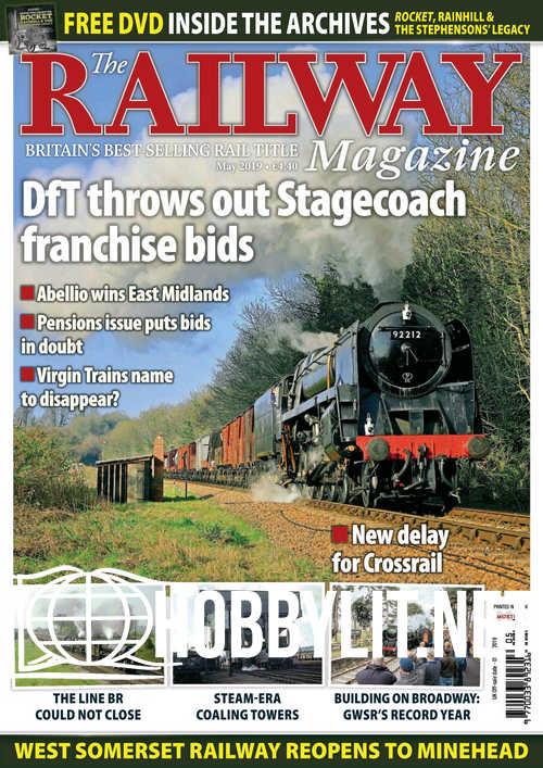 The Railway Magazine - May 2019