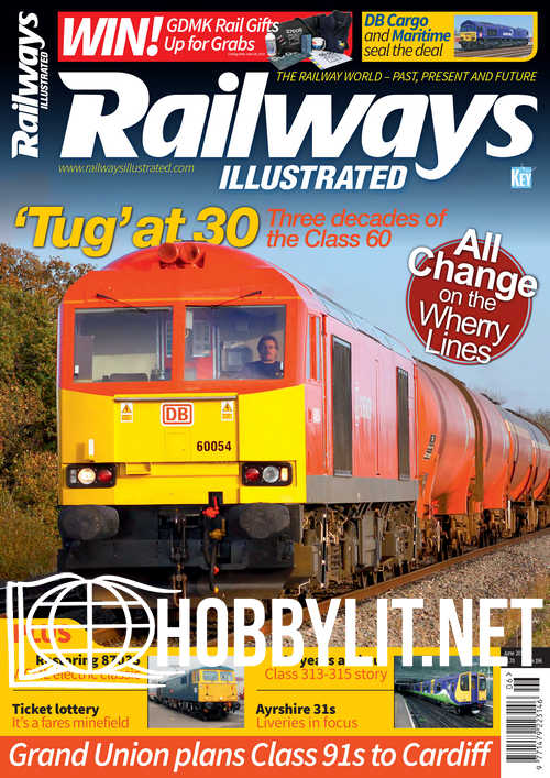 Railway Illustrated - June 2019