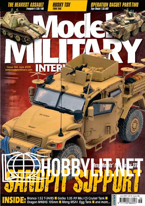 Model Military International Issue 158 - June 2019