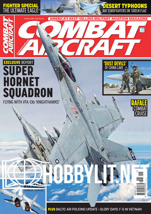 Combat Aircraft - June 2019