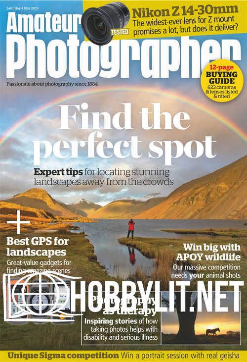 Amateur Photographer - 4 May 2019