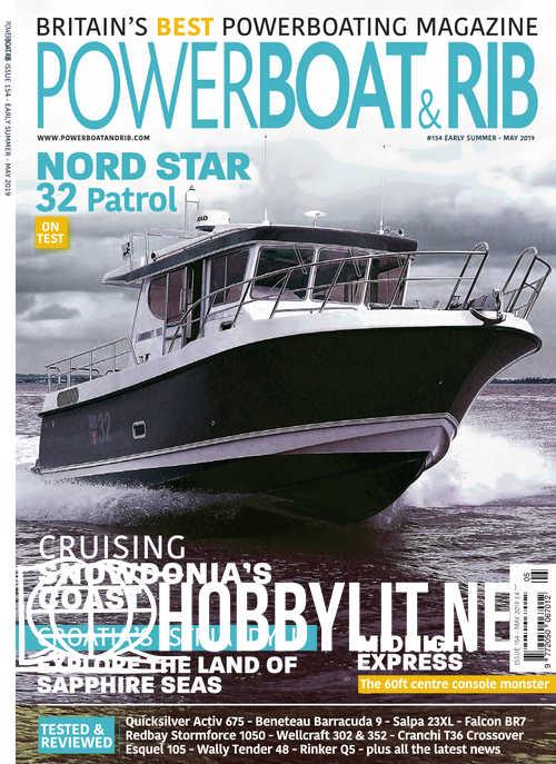 Powerboat & RIB – May 2019