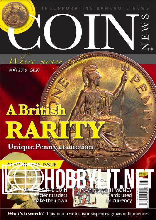 Coin News - May 2019