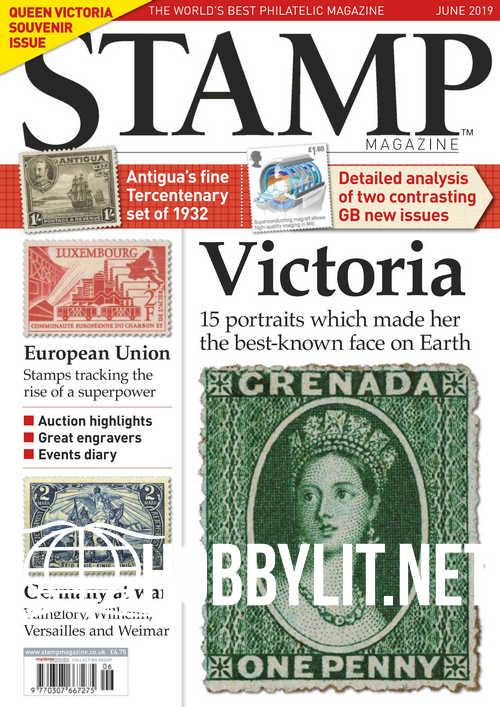 Stamp Magazine - June 2019