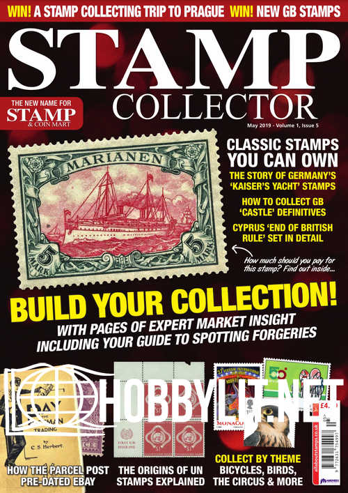 Stamp Collector - May 2019