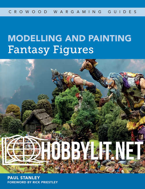 Modelling and Painting Fantasy Figures (ePub)