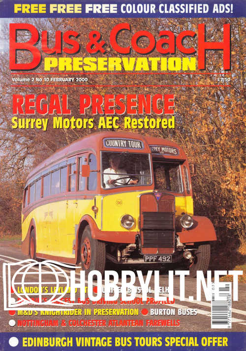 Bus & Coach Preservation - February 2000