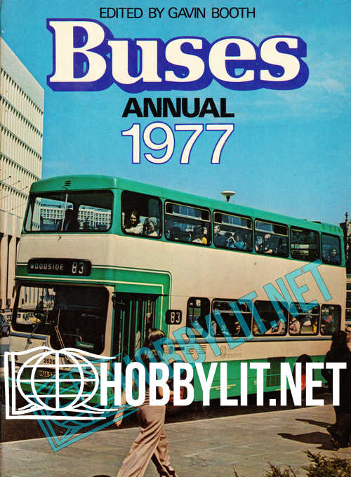 Buses Annual 1977