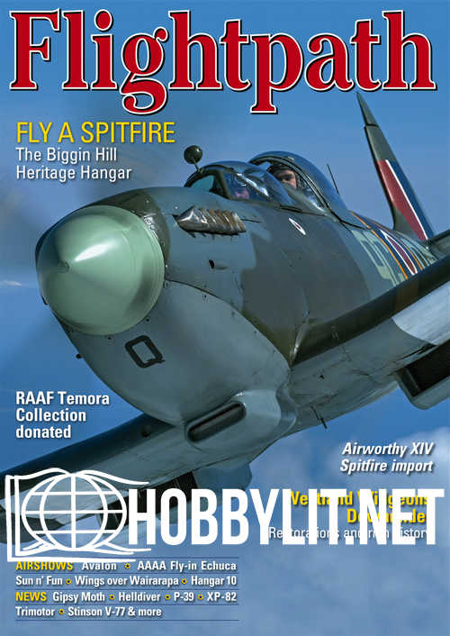 Flightpath - May-July 2019