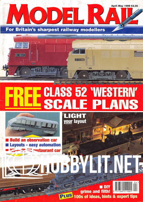 Model Rail Issue 007 - April-May 1999