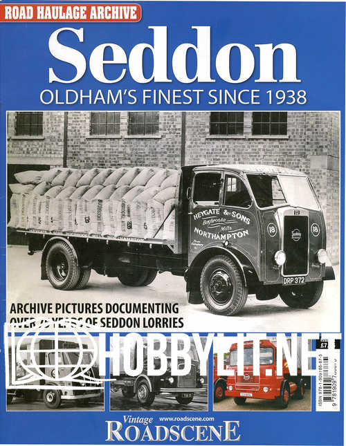 Road Haulage Archive Issue 1 - Sheldon